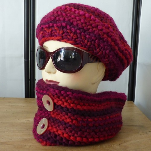 snood et beret
